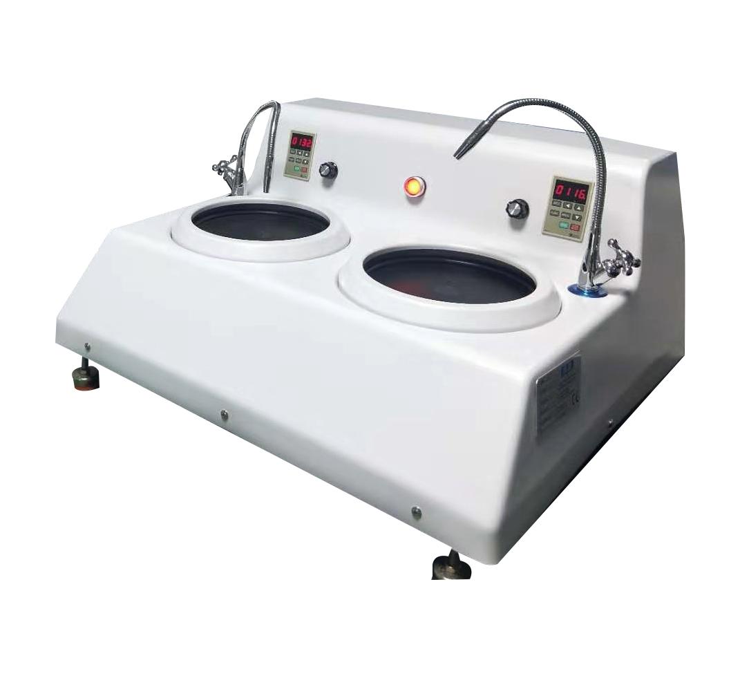 自动双盘研磨机
