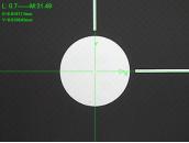 测量表面环形光